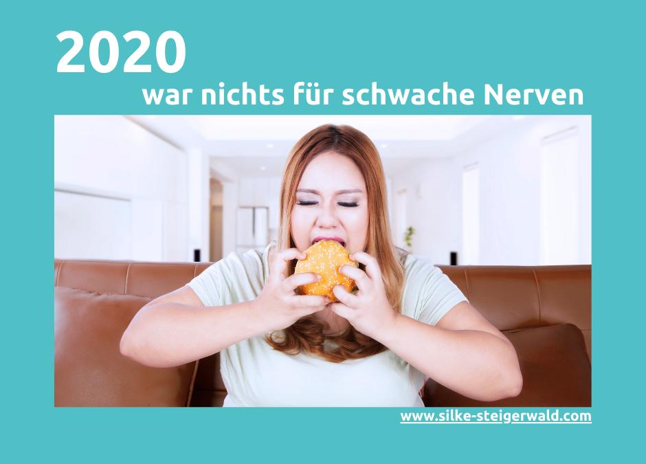2020: Dieses Jahr war nichts für schwache Nerven